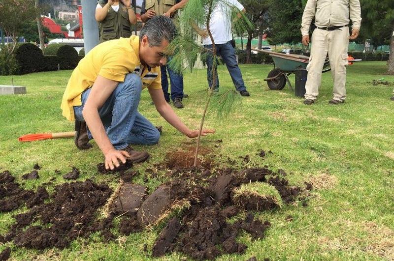 Oscar Celis destacó que con este tipo de actividades las y los michoacanos pueden disfrutar de un ambiente sano y una mejor calidad de vida