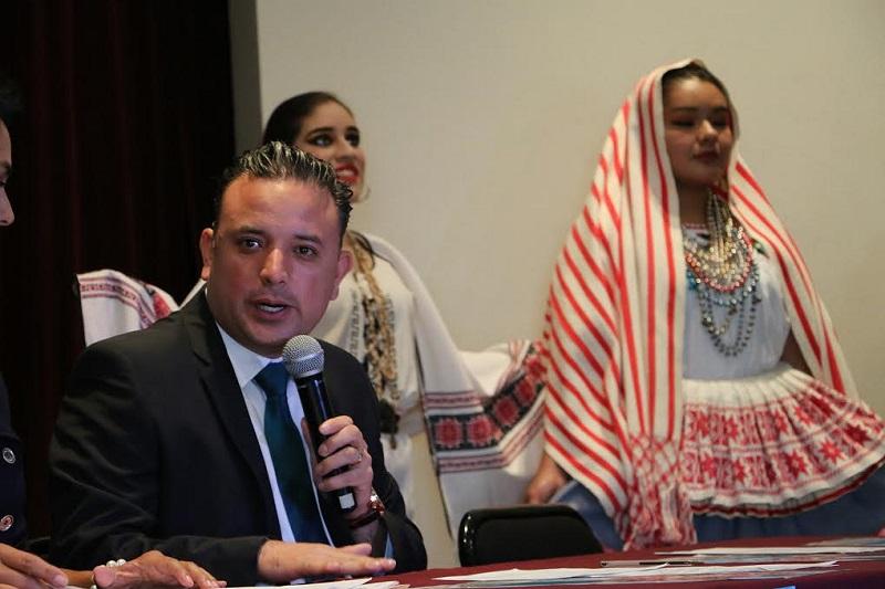 Michoacán, sede del Festival del Folclore Internacional: Carlos Quintana