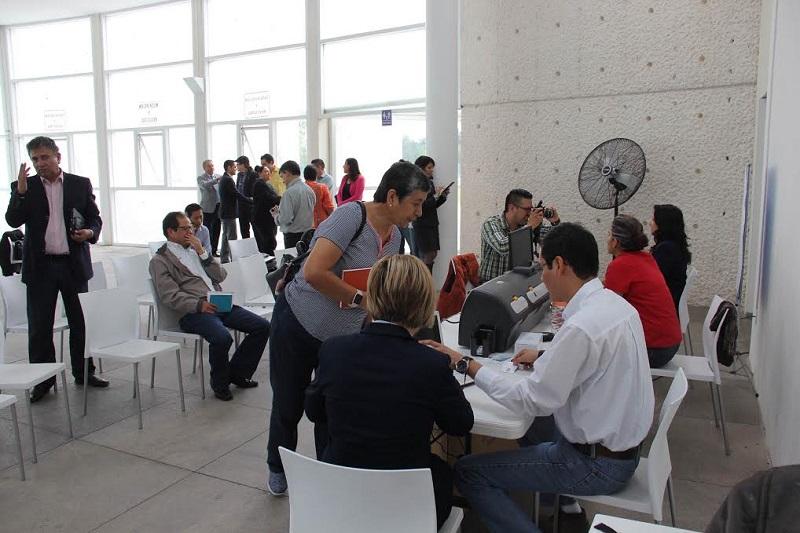 El rector Medardo Serna sostuvo una reunión con secretarios, coordinadores y directores de las diferentes áreas para dar la bienvenida y establecer las líneas de trabajo que deberán seguirse