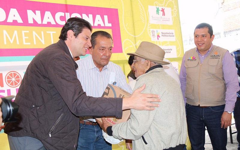 Martínez Alcázar subrayó además la estrecha vinculación que actualmente existe entre la Federación, el Estado y el Municipio