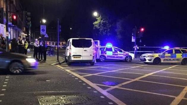 El autor del ataque, cometido en la céntrica Russell Square poco antes de las 10:30 p.m. (hora local)