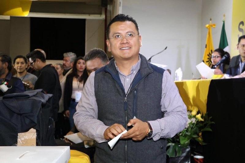Torres Piña destacó que en Michoacán los ayuntamientos deben de contar con los mejores elementos para desarrollar su trabajo