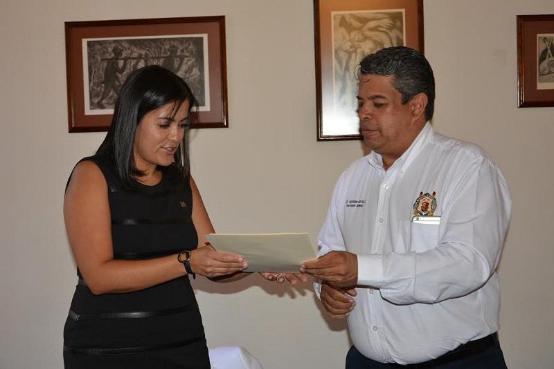 Después de ocho años de labor ininterrumpida, Yareri Sánchez Magaña agradece a su equipo los logros alcanzados durante su gestión