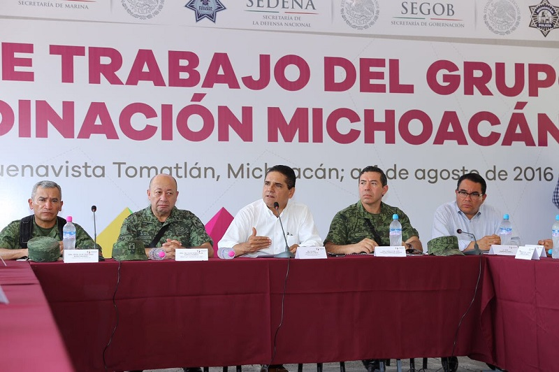 """El alcalde Lorenzo Barajas consideró como positivas las medidas que se derivan de la instalación de la Base de Operaciones Mixtas, mismas que calificó como """"adecuadas"""""""