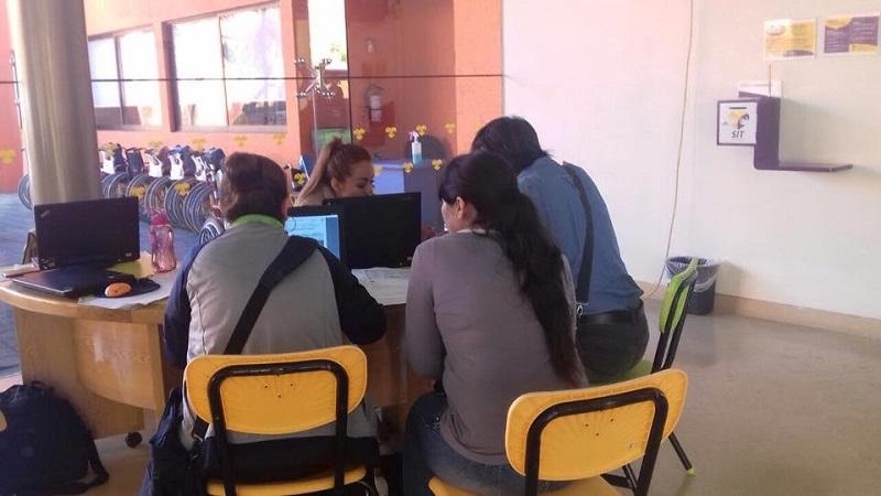 La tarde del jueves comenzó la inscripción a aquellos que diario acuden al CRIT Teletón Michoacán a los programas sociales