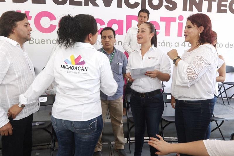 En torno al Programa Sí Alimenta, Tinoco Soto dijo que hasta la fecha 100 mil adultos mayores se han visto beneficiados