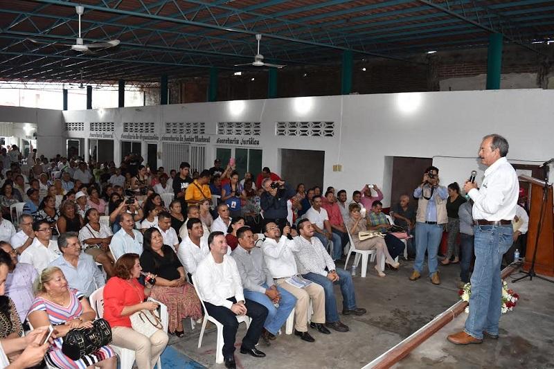 Se dará seguimiento al ejercicio de gobiernos emanados del tricolor como lo anunció el líder nacional priista: Silva Tejeda