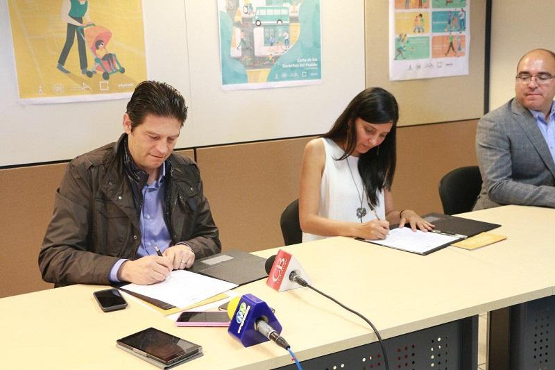 Martínez Alcázar, comentó que es importante comenzar a ver las posibilidades para que la ciudad de la Cantera Rosa tenga una dinámica distinta, de convivencia social por zonas o regiones