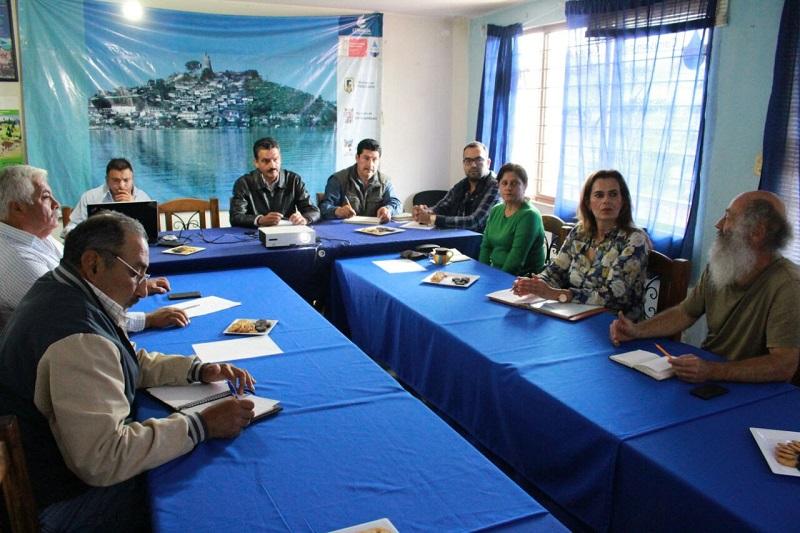 Ricardo Luna García, titular de la SEMARNACC, adelantó que este es un programa similar al que se había puesto en marcha para la misma cuenca en el ejercicio de 2010
