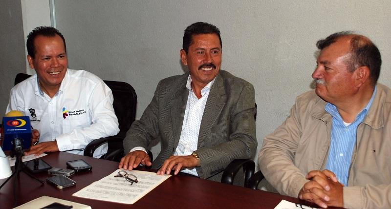 A la fecha se tienen 50 reportes de daños en 6 mil 504 hectáreas de cultivos, principalmente de granos, informó el secretario Israel Tentory García