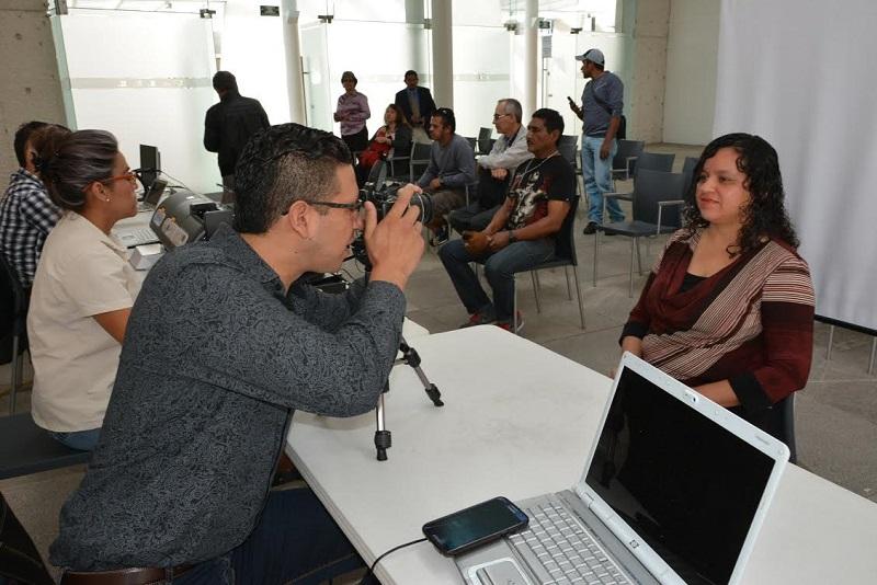 Se establece calendario para facilitar el trámite: Pedro Caballero Díaz
