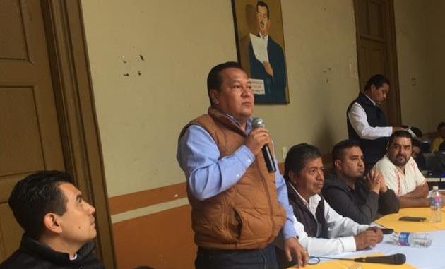 García Avilés indicó que como parte de las tareas de fortalecimiento del partido le ha correspondido trabajar en la construcción de escenarios en los cuales se puedan generar condiciones para el debate