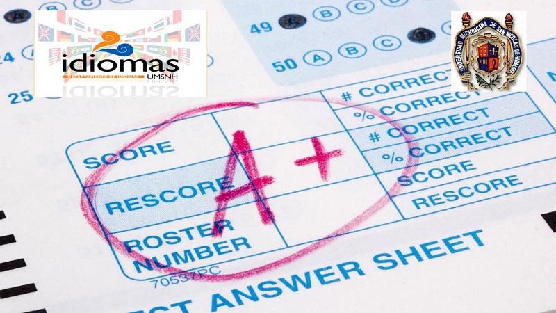 La fecha de aplicación del primer examen será el 26 de agosto