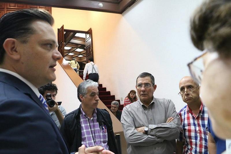Gómez Trujillo consideró oportuno que los responsables del gobierno den respuestas claras y expeditas para los papeleros de la entidad
