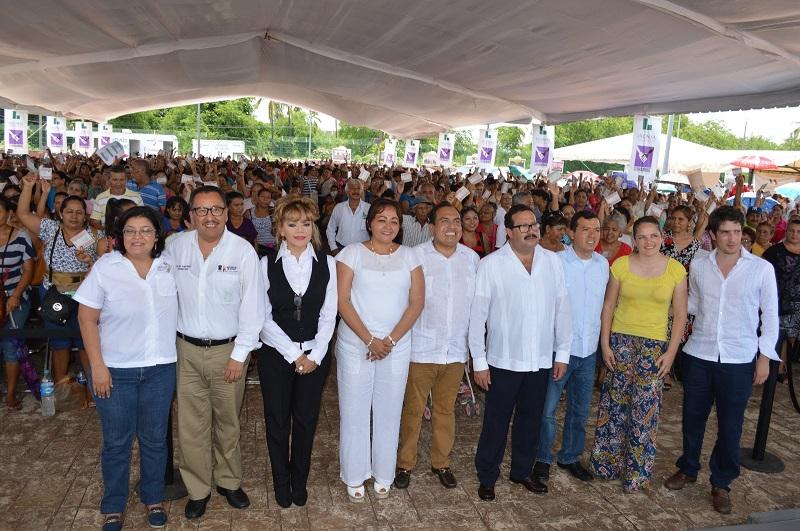 Estrada Esquivel refrendó el compromiso del mandatario michoacano para trabajar coordinadamente con los tres órdenes de gobierno y dar mejores resultados en beneficios de las personas que más lo necesitan