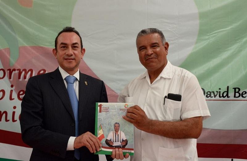 Esfuerzo conjunto debe estar al margen de partidos e ideologías políticas, destaca el secretario Soto Sánchez