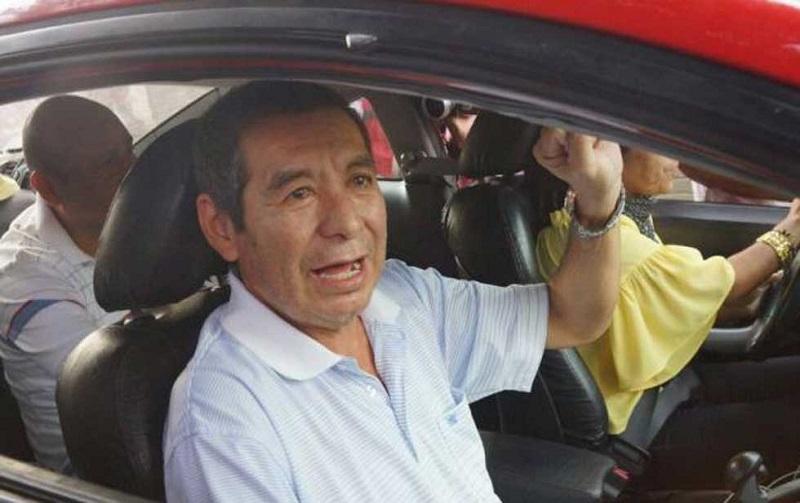 De acuerdo con el abogado Hugo Paz, la fianza de Rubén Núñez fue de 70 mil pesos por 2 causas y la de Francisco Villalobos de 120 mil por 4 causas