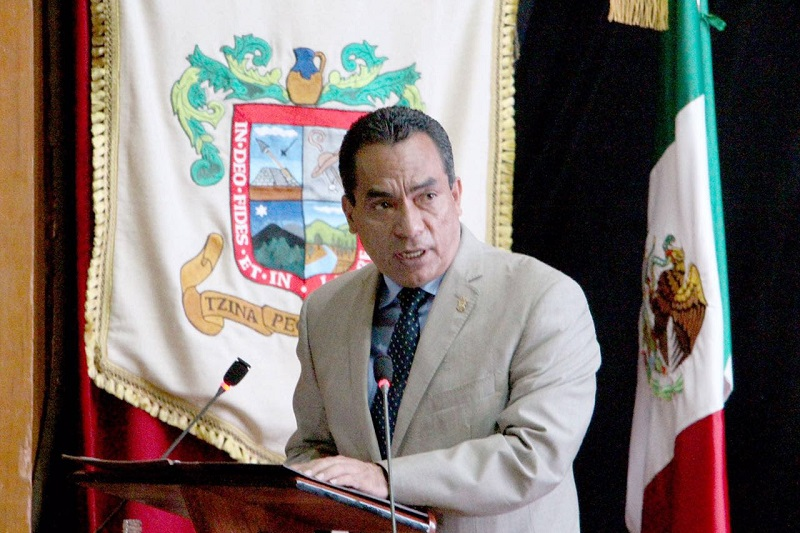 López Solís dijo que Michoacán es un estado rico en recursos naturales y humanos, cultura, arte, tradiciones e historia, con grandes ventajas y potencialidades
