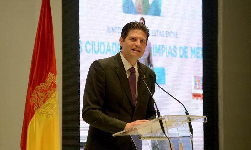 El gobernador de Michoacán, Silvano Aureoles, reconoció el trabajo del alcalde para responder a las necesidades de los morelianos