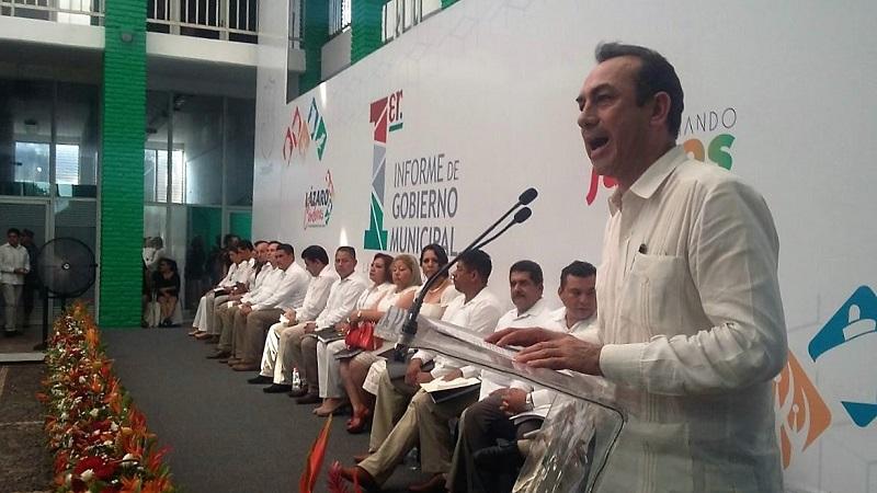 Somos tierra de oportunidades para el sector empresarial, destaca el secretario Soto Sánchez