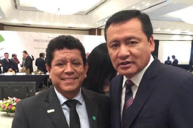 Carrillo Barragán participó también en un encuentro con el embajador de China en México, Qiu Xiaoqi