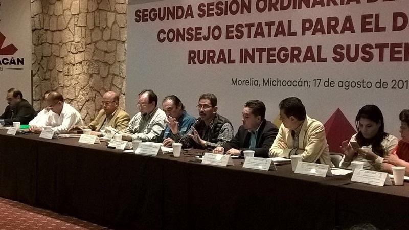 Tentory García señaló que se encuentran bajo atención y beneficio de más de 30 mil hectáreas de mango, guayaba y toronja, en la campaña contra la Mosca de la Fruta lográndose a la fecha 8 zonas de baja prevalencia