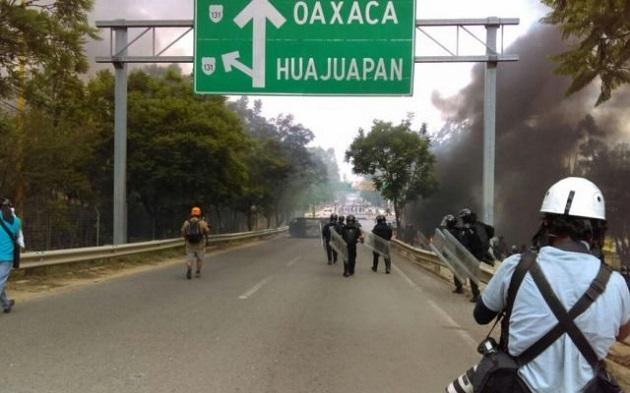 Por acciones de la CNTE, 14 mil 500 empresas podrían cerrar: Canacintra
