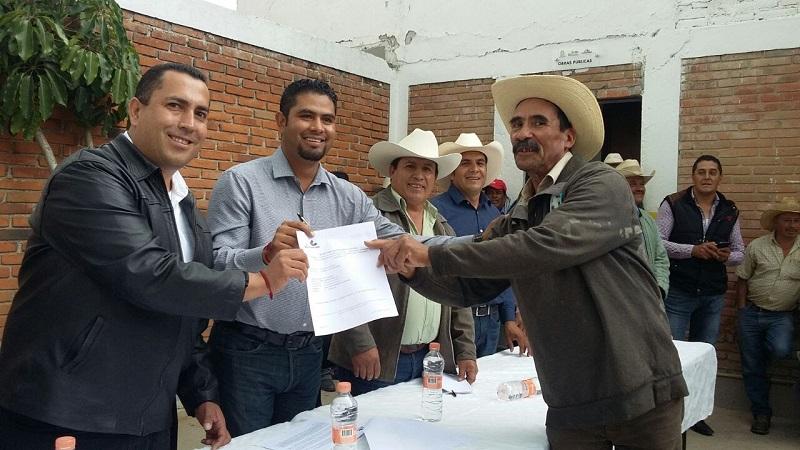 Se realizaron pagos de manera simultánea en los municipios de José Sixto Verduzco, Puruándiro, Álvaro Obregón, Queréndaro, Briseñas, Pajacuarán y Sahuayo