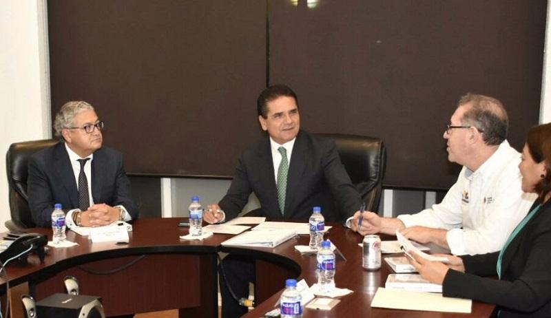 Mejorar los procesos administrativos, contables y financieros de la administración estatal y los ayuntamientos, prioritario para el gobernador