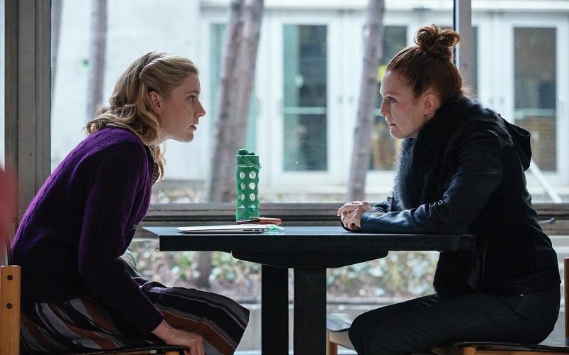 El guión de la cinta, autoría de la propia directora, está basado en varios capítulos de una novela inédita de la editora y escritora Karen Rinaldi