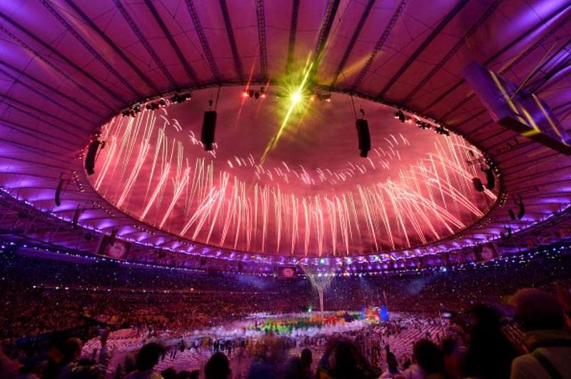 Llegó el momento... se extinguió la llama olímpica pero… ¡comenzó el carnaval!