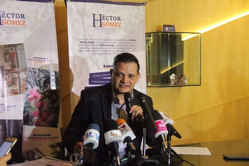 Gómez Trujillo añadió que lo más importante es que Michoacán cuente con un marco jurídico adecuado para enfrentar con calidad el próximo proceso electoral del 2018