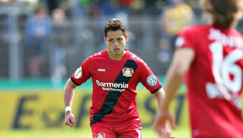 El delantero mexicano abrió el marcador al minuto 39' en el duelo contra el Hauenstein de la Oberliga (quinta división alemana)