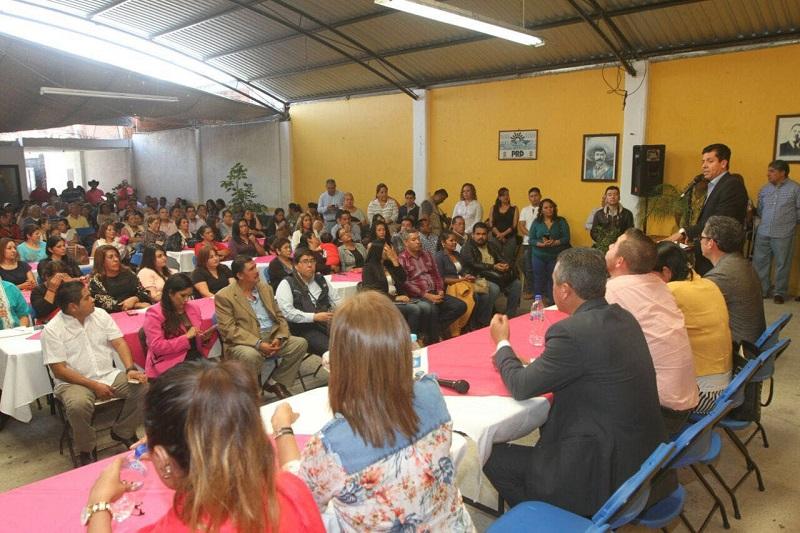 García Conejo recordó que es urgente que se propague el respeto a los derechos humanos, para generar un cambio verdadero de los patrones en el trato hacia las mujeres