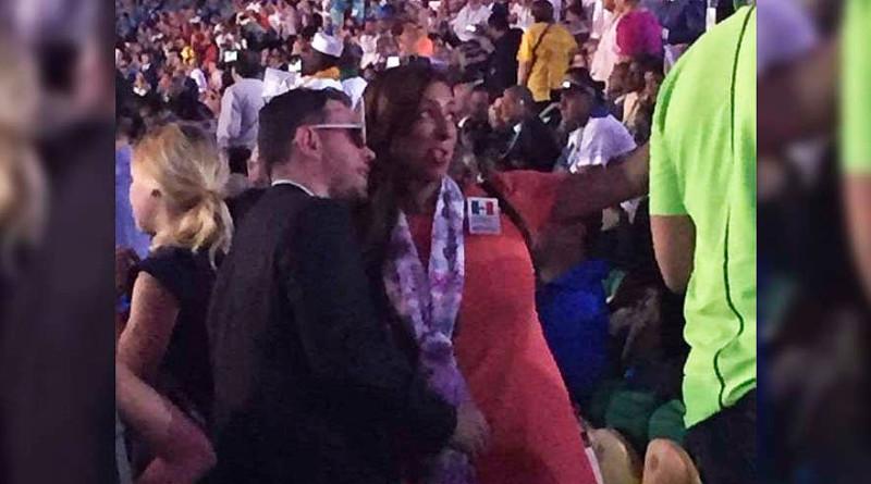 El titular de la CONADE ofreció disculpas por haber viajado a los Juegos de Río 2016 con su pareja sentimental, Jacqueline Tostado, en una decisión cuestionada porque se le dio una acreditación oficial y utilizó ropa del equipo mexicano