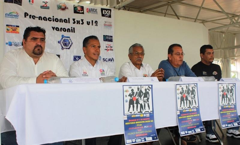 Participarán los estados de Jalisco, Colima, Nayarit y desde luego Michoacán