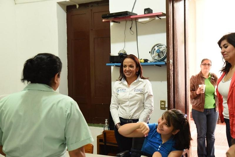 Michoacán tiene una prevalencia de discapacidad entre la población superior con la media nacional, explicó la diputada de Morelia