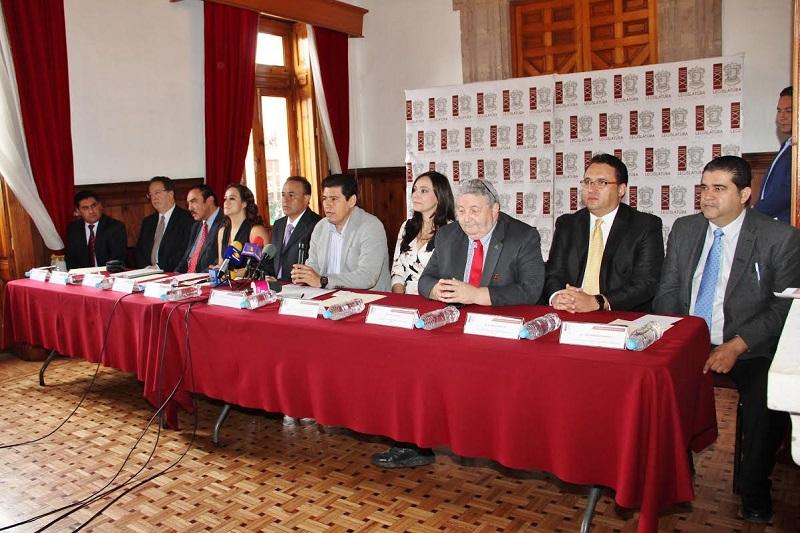 Pascual Sigala señaló que con la implementación de las diferentes acciones, Michoacán será pivote en la producción de alimentos acuícolas