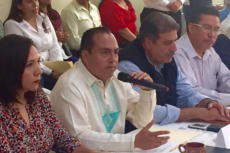 Integrantes de los tres órdenes de Gobierno, reconocen labor de Gerónimo Color Gasca, Enlace del Gobierno de la República en la Región Lerma Chapala