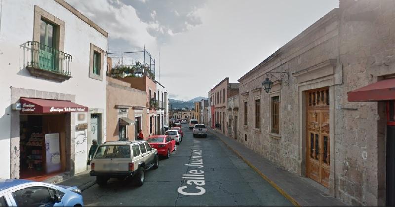 Apenas hace unos días, ATIEMPO.MX (www.atiempo.mx), su portal de noticias y denuncias por internet, reportó que en la calle Leona Vicario, fueron los propios vecinos los que tuvieron que detener a dos asaltantes