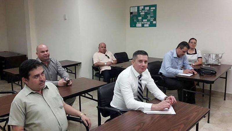 La estancia del personal de la Defensoría Pública en Mexicali se realiza del 22 al  26 de agosto del año en curso