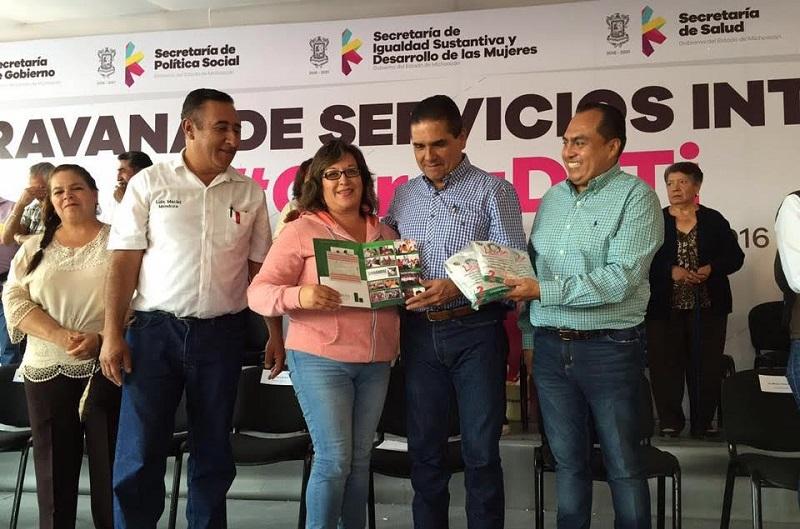 Villamar cuenta ya con un padrón de más de 200 beneficiarios de leche Liconsa, mismos que también pueden acceder de manera directa a otros programas sociales como el de Diconsa: Color Gasca