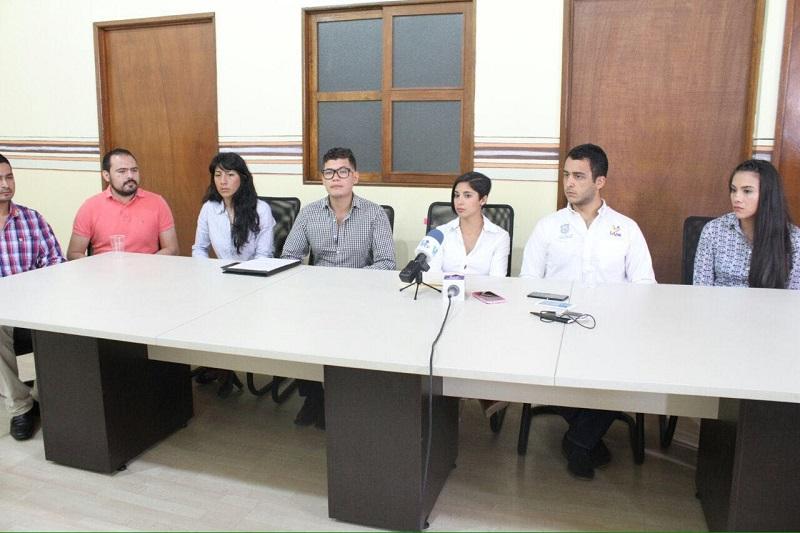 Prado Martínez, recordó que este año 17 de los 21 miembros que conforman el Consejo Juvenil Ciudadano serán renovados