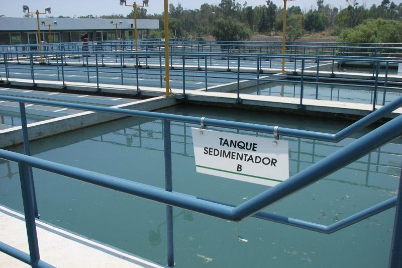 Cabe señalar que la distribución de agua potable se normalizará en el transcurso de la noche
