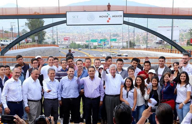 Gracias al trabajo coordinado, Michoacán muestra significativos avances en diversos aspectos, destaca el titular de la SCT