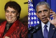 """""""Él fue uno de los mayores músicos latinos y su espíritu vivirá en sus canciones duraderas y en los corazones de los fans que lo aman"""", añadió Barack Obama"""