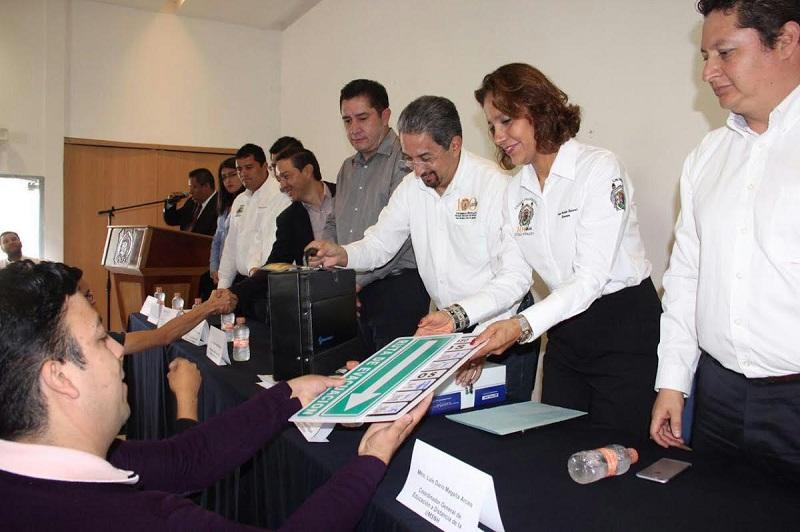 Serna González destacó que se dará mayor apoyo a la extensión educativa en materia académica, además de buscar aumentar la matrícula estudiantil de cara al Centenario de la Casa de Hidalgo