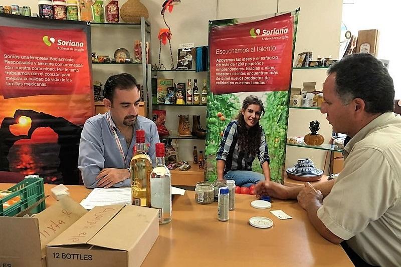 Potencializa Sedeco la comercialización nacional de lo que se produce en Michoacán