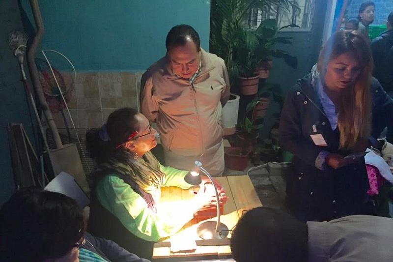 Color Gasca destacó que gracias al trabajo coordinado entre los tres órdenes de Gobierno, así como de la sociedad comprometida, hoy Tarímbaro cuenta con 8 lecherías