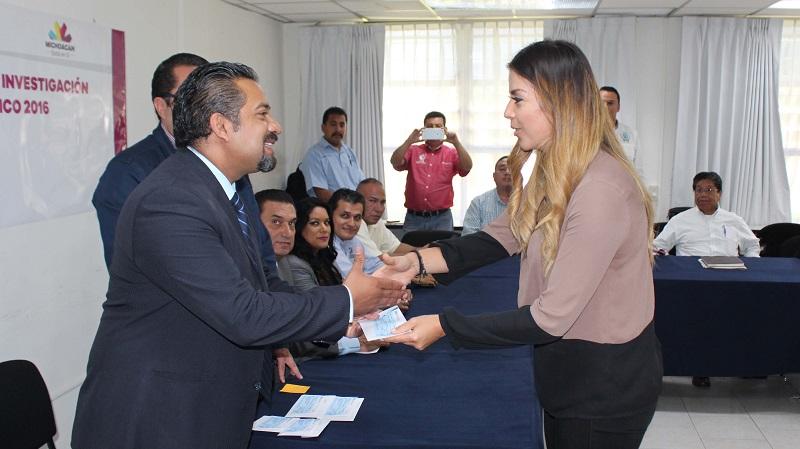 Se logró dar cumplimiento al compromiso que benefició a 250 jóvenes de las diversas regiones del estado